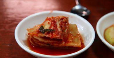 que es el kimchi