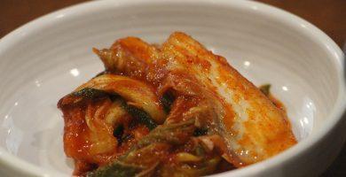 Kimchi Gastronomía Coreana Kimchi Gastronomía Coreana